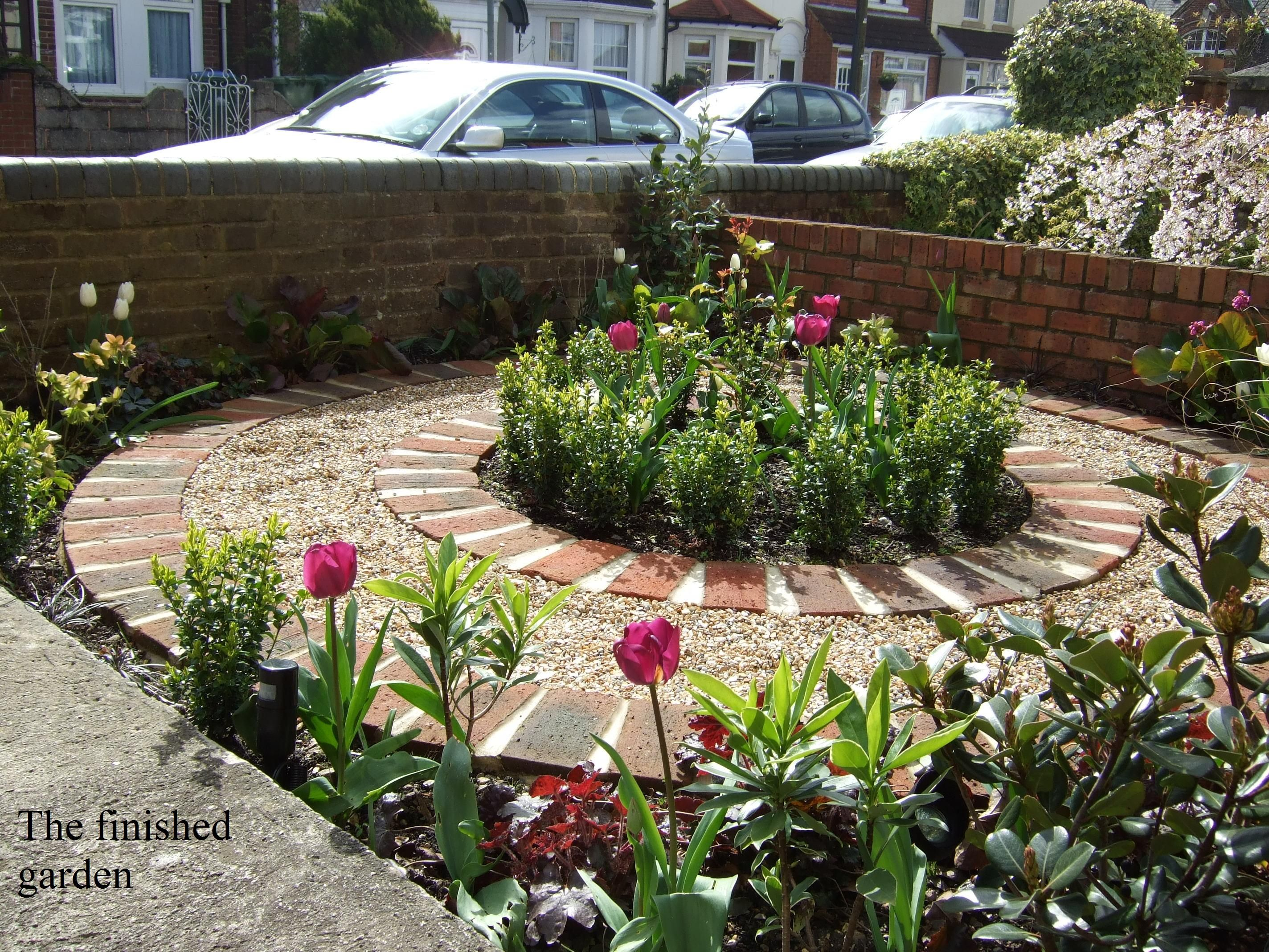 garden design ideas victorian terrace photo - 6