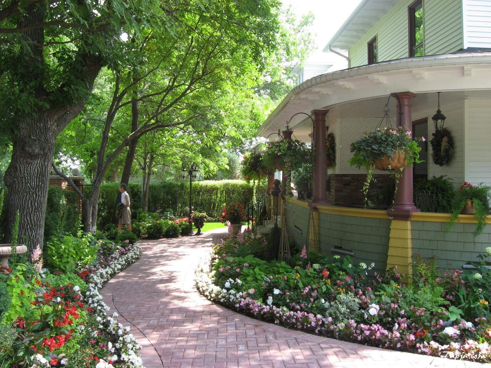 garden design ideas victorian terrace photo - 7
