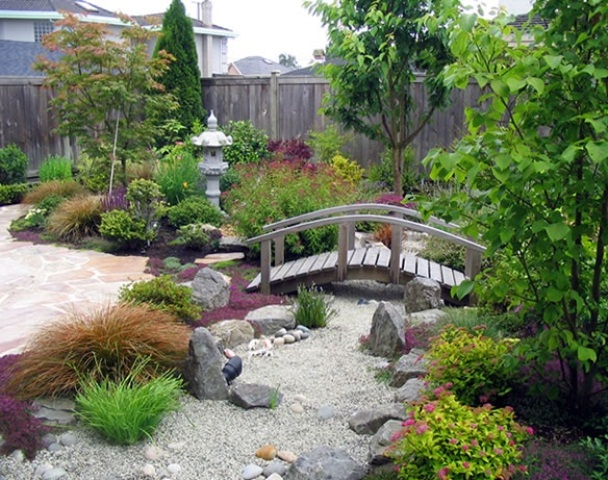 garden design ideas zen photo - 3