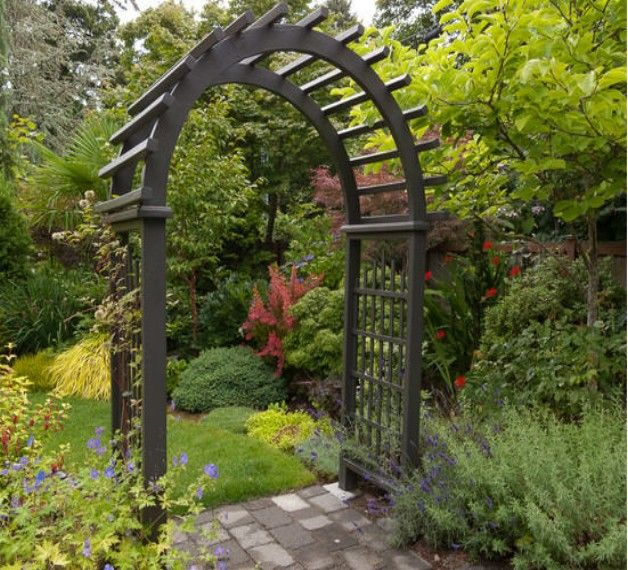 garden entrance ideas photo - 2