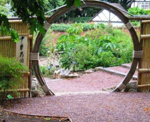 garden entrance ideas photo - 9
