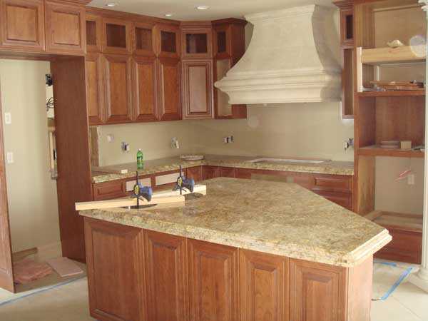 granite kitchen designs photo - 6