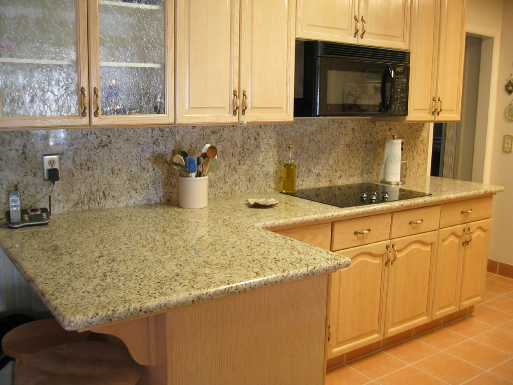 granite kitchen designs photo - 9