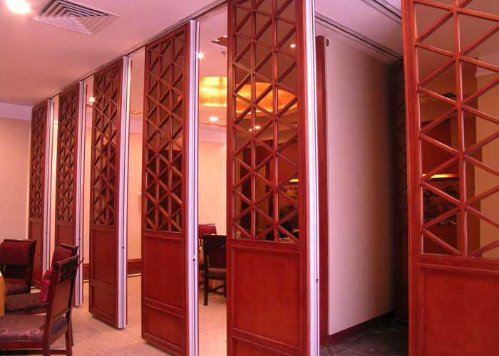 hanging door room divider photo - 5