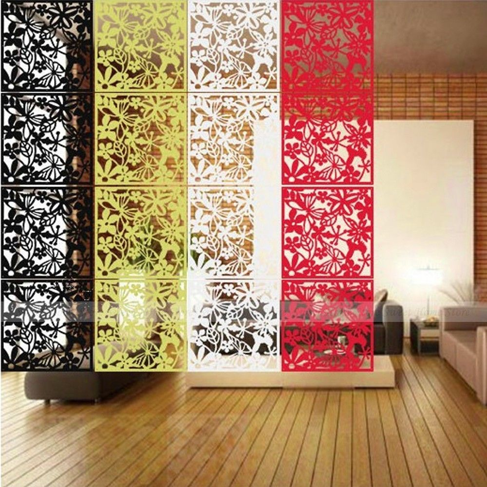 hanging room divider curtains photo - 4