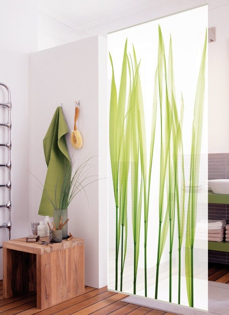 hanging room divider curtains photo - 8
