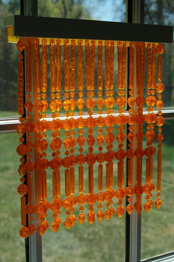 hanging room dividers beads photo - 5