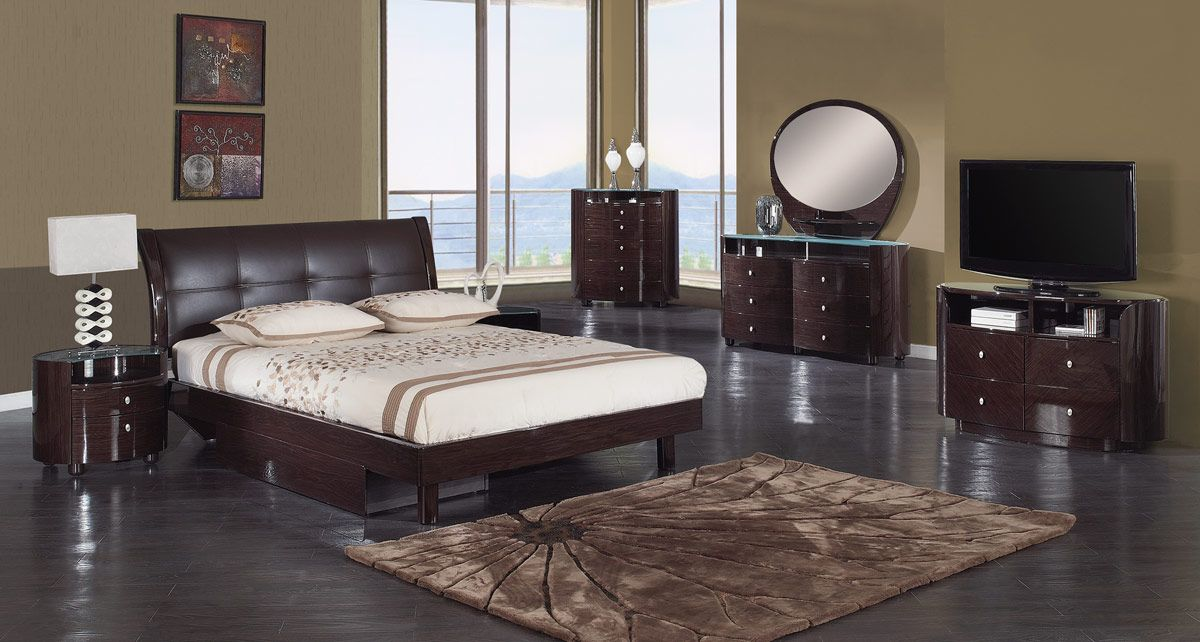 high end bedroom furniture sets photo - 10