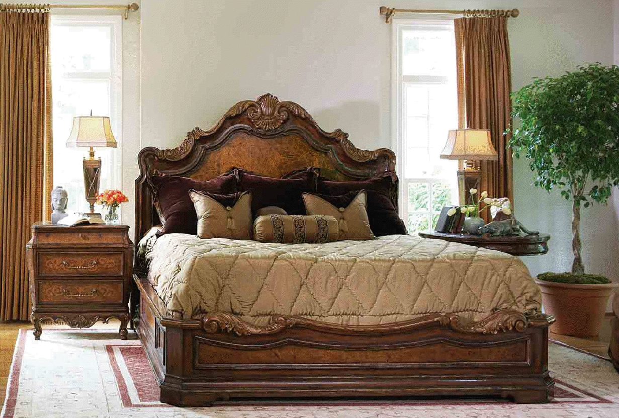 high end bedroom furniture sets photo - 6