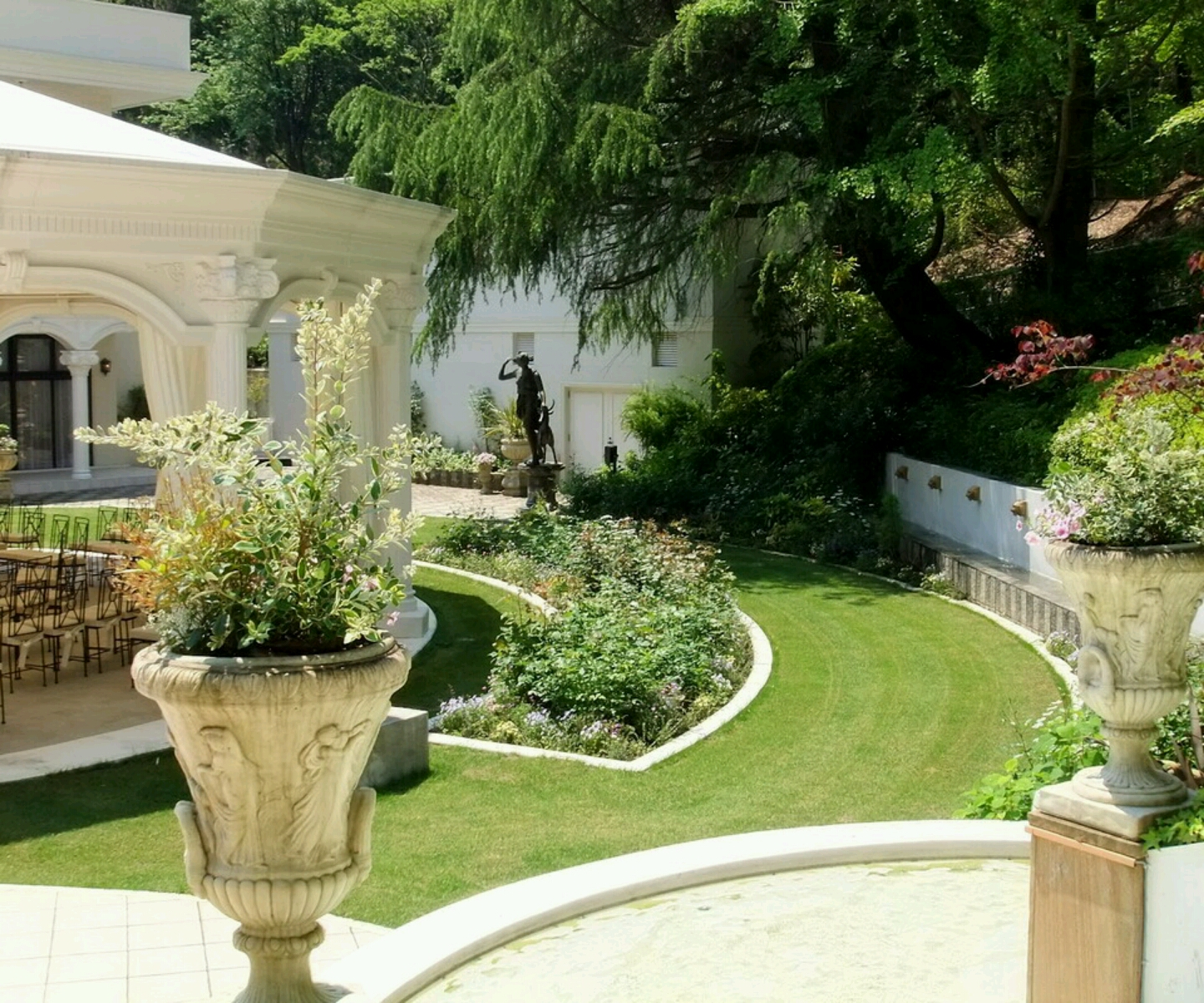 home garden design ideas photo - 1