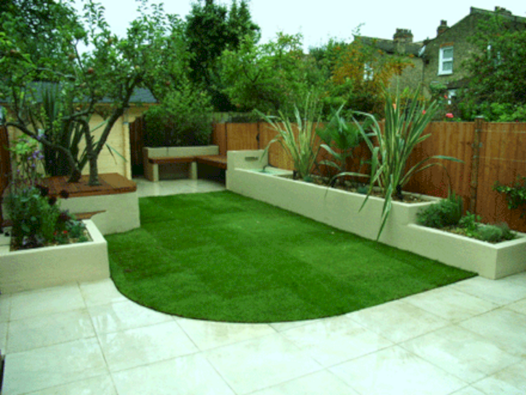 home garden design ideas photo - 2