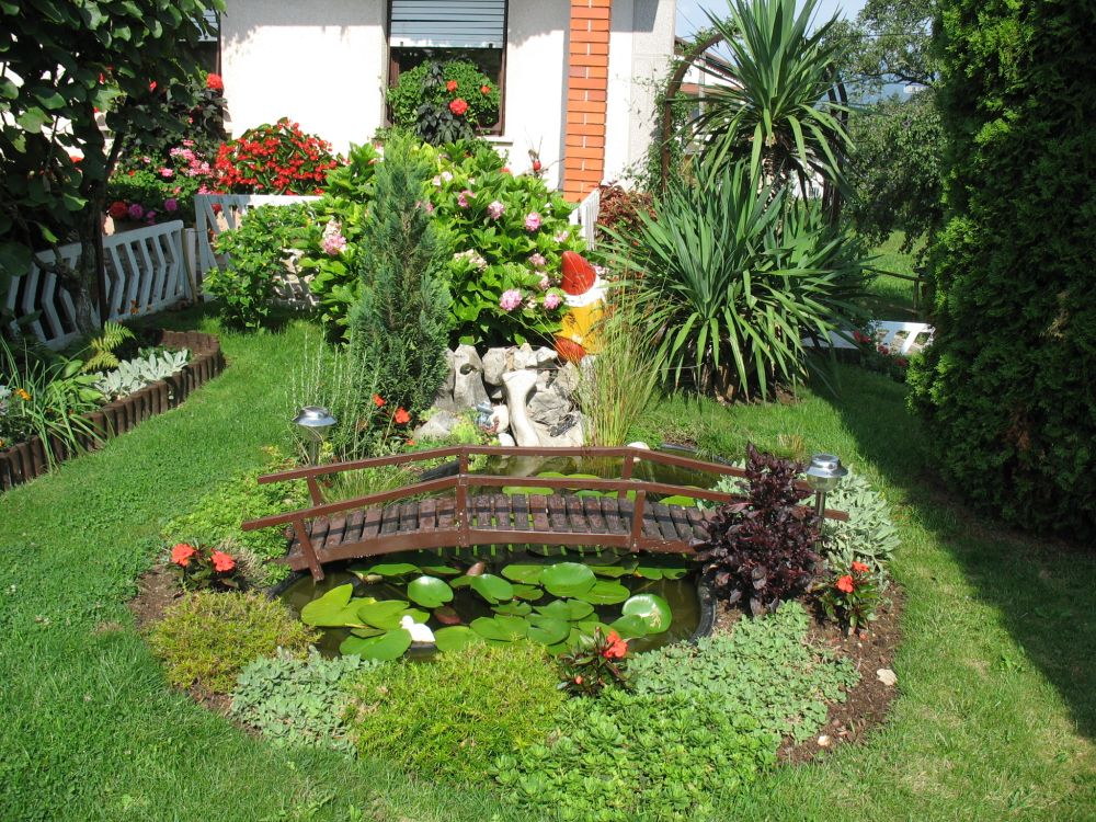 home garden design ideas photo - 3