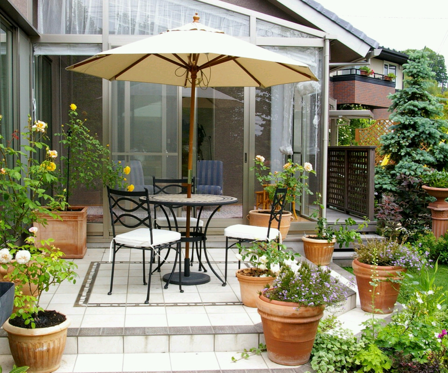 home garden design ideas photo - 5