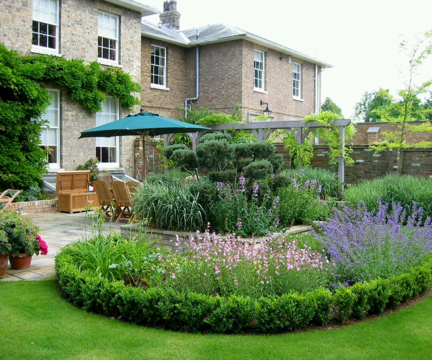 home garden design ideas photo - 7