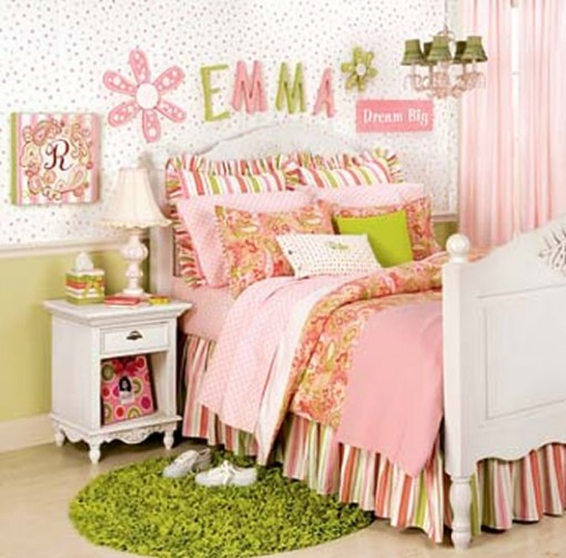 ideas for a little girl room photo - 4