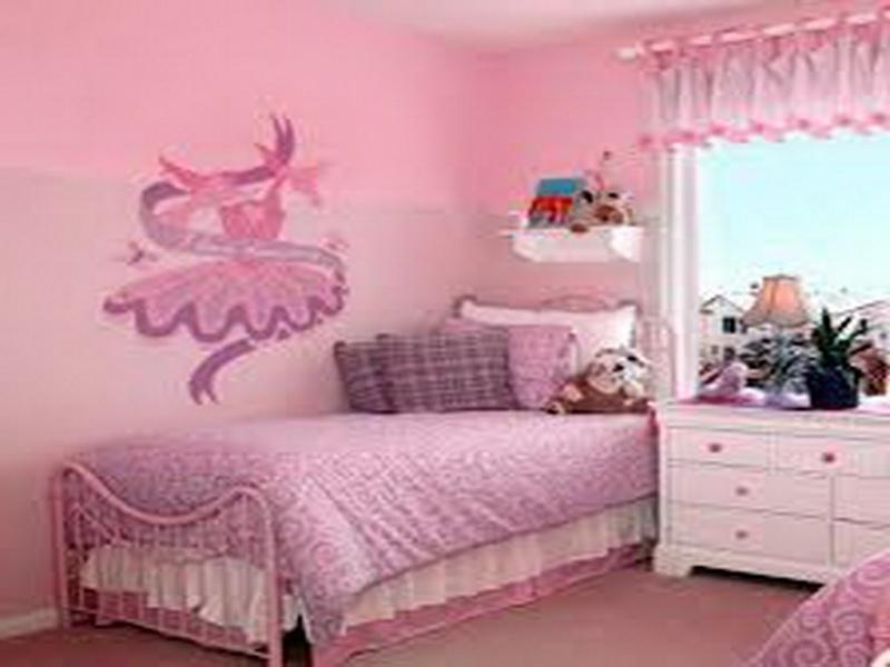 ideas for a little girl room photo - 9