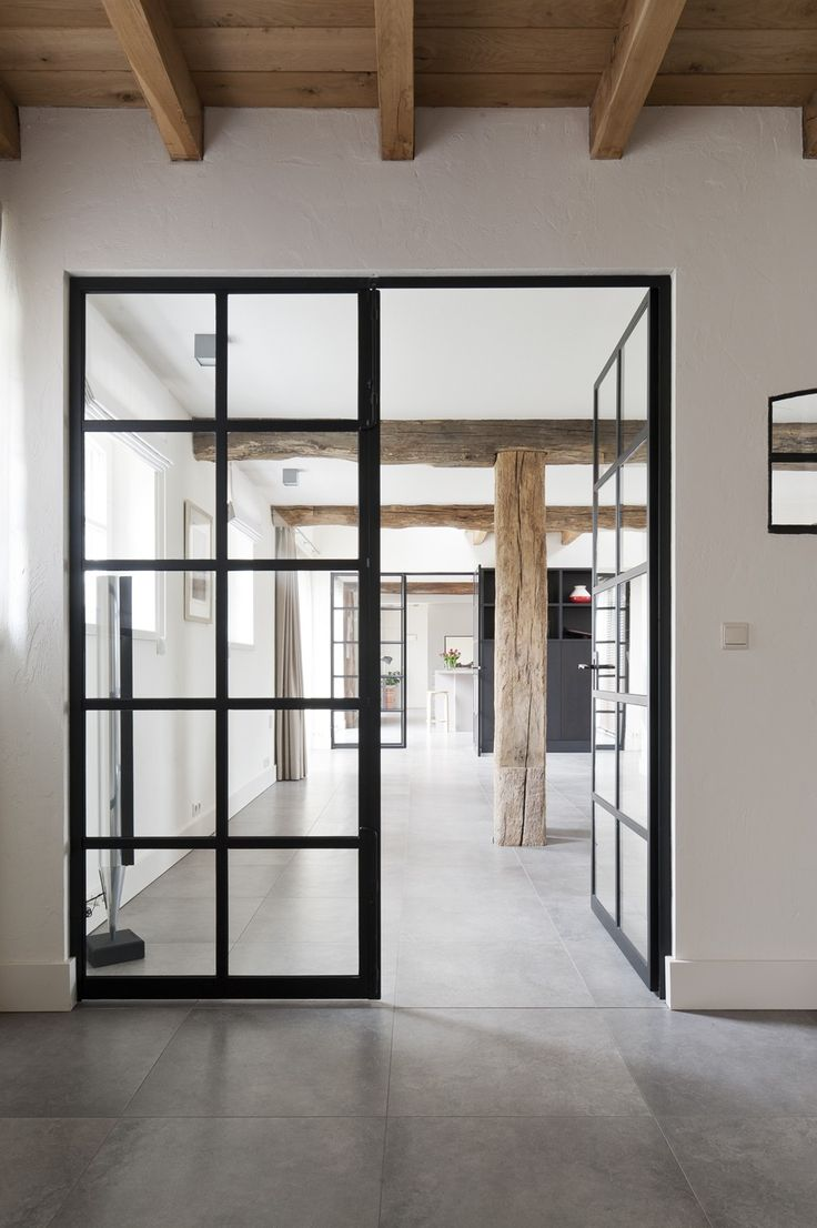interior french doors for office photo - 10