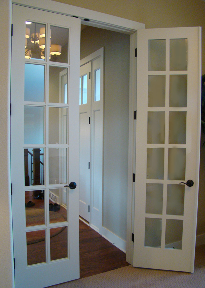 interior french doors for office photo - 5
