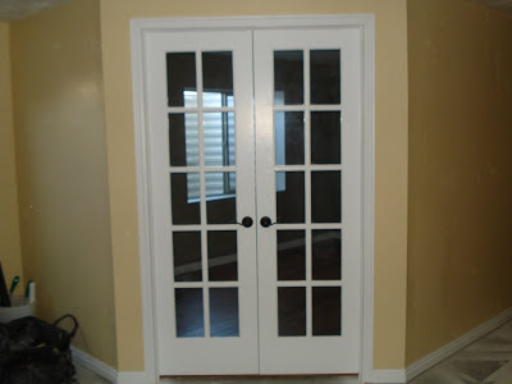 interior french doors for office photo - 7