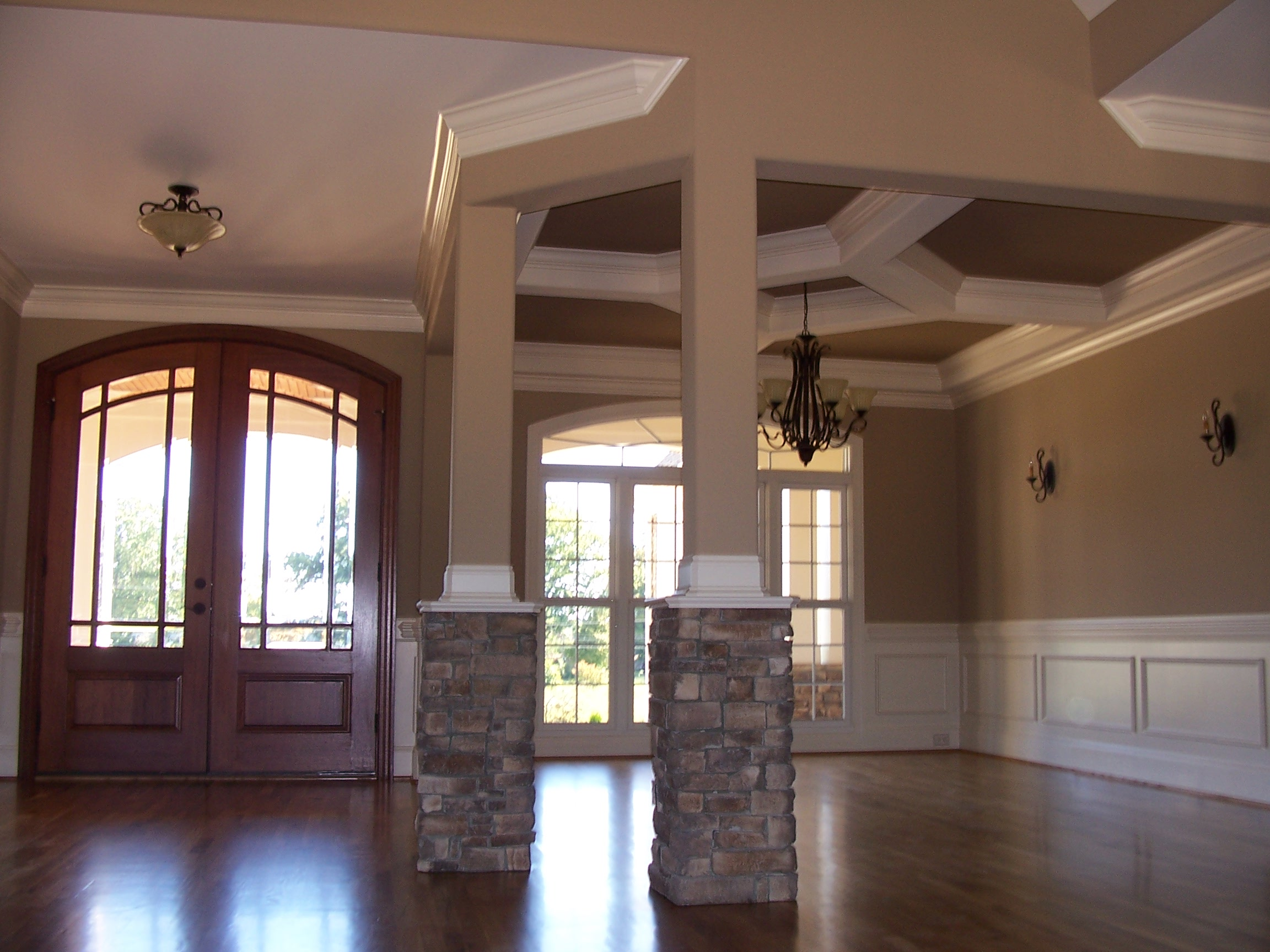 interior house paint photo - 2