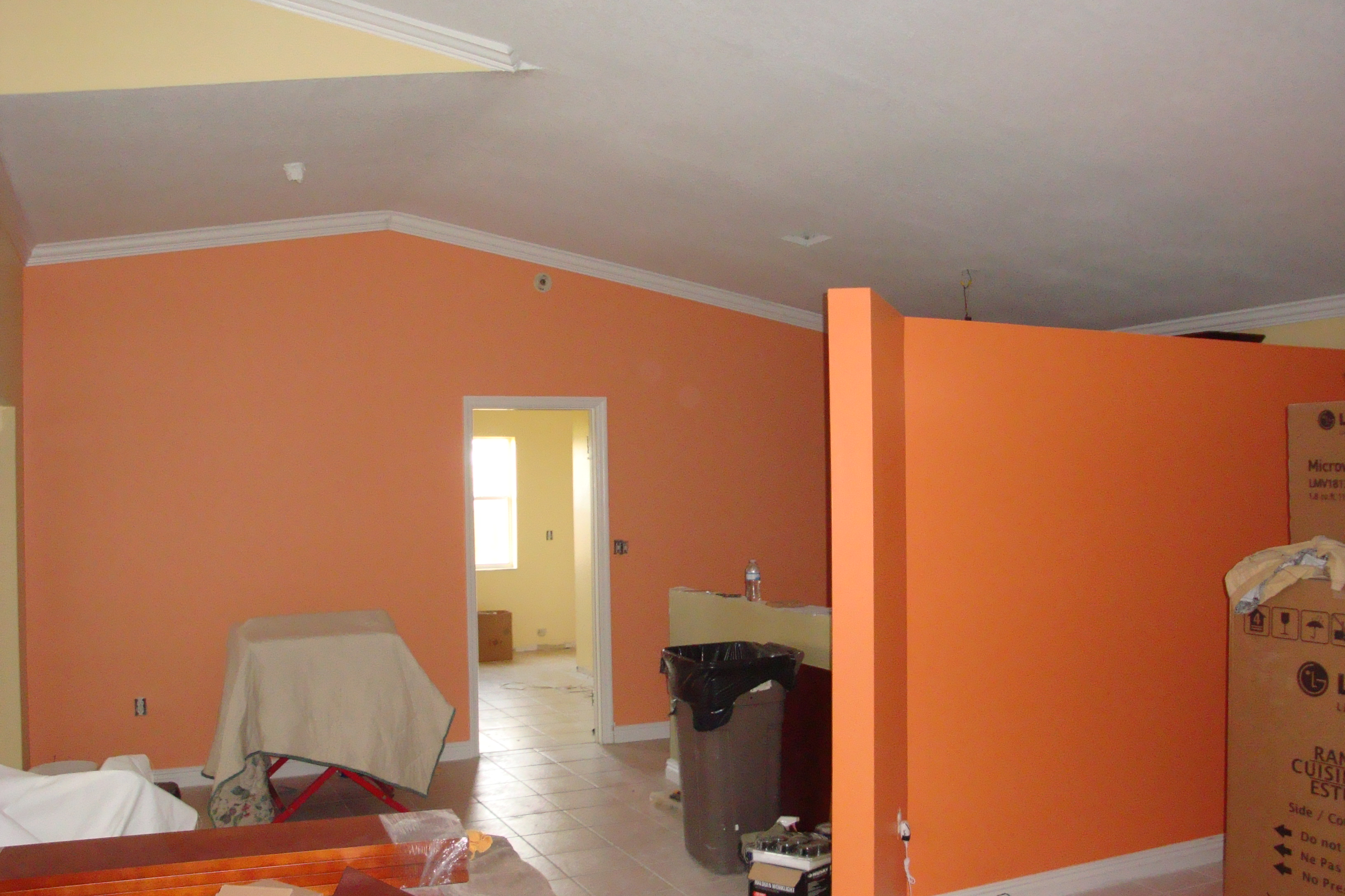 interior house paint photo - 4