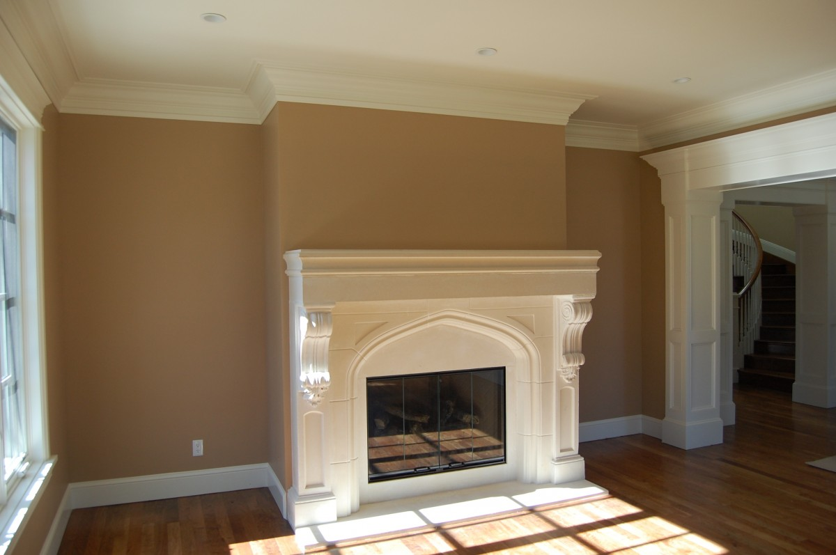 interior house paint photo - 7