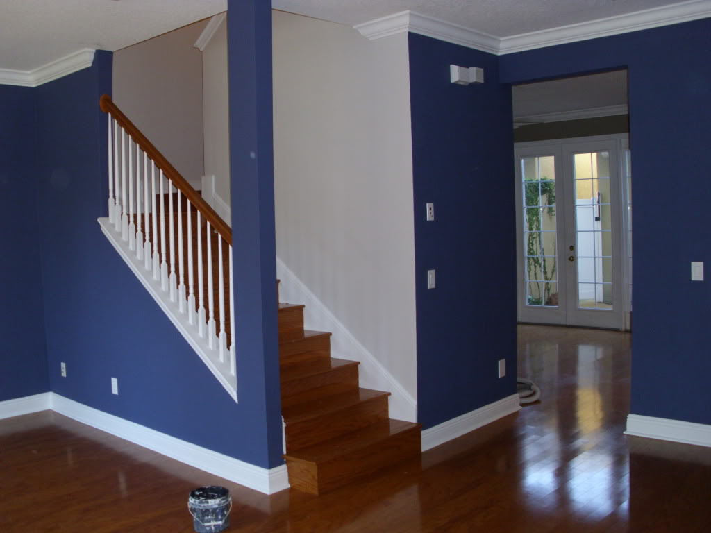 interior house paint photo - 8
