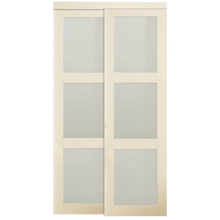 interior sliding closet doors lowes photo - 9