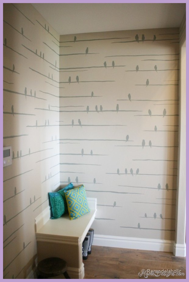 interior wall paint design ideas photo - 10
