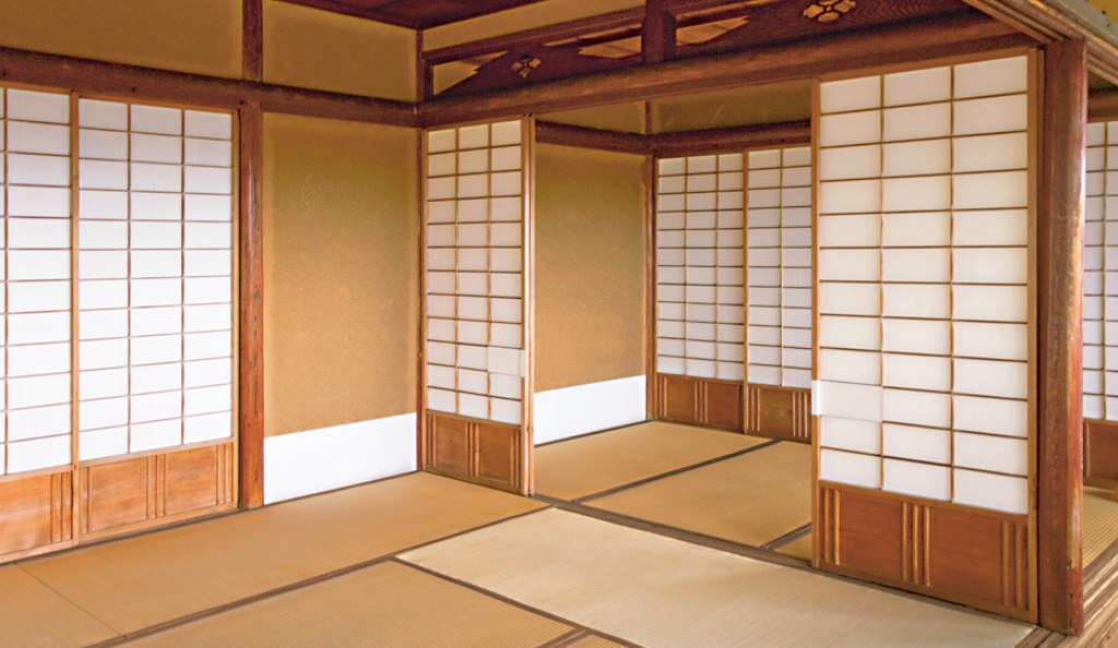 japanese sliding glass doors photo - 4