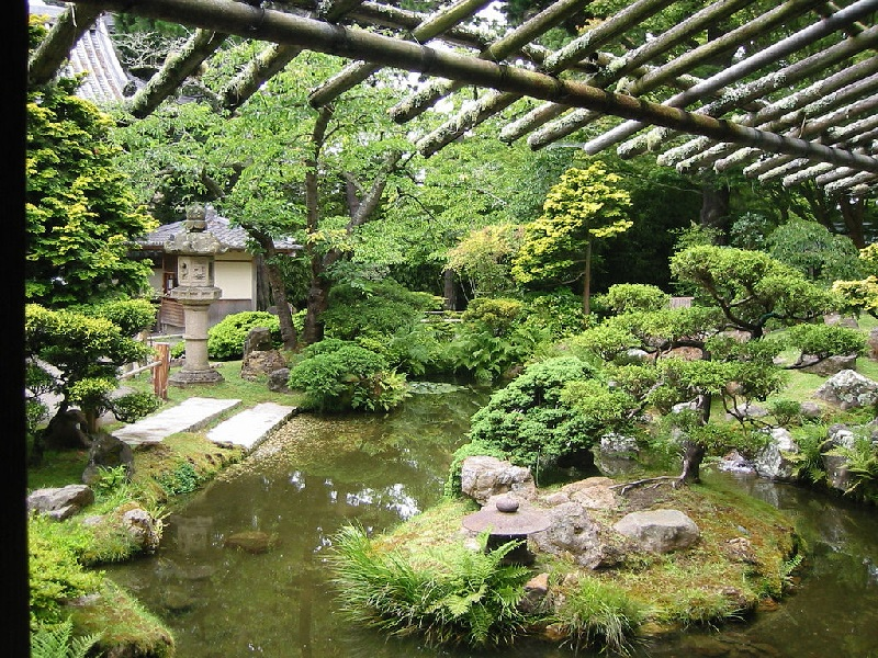 japanese tea garden design ideas photo - 6