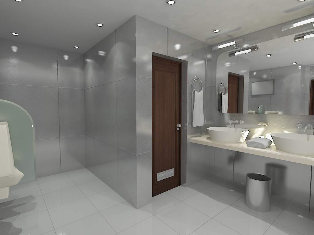 kerala home bathroom designs photo - 10