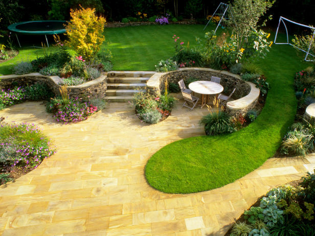 kid friendly garden design ideas photo - 4