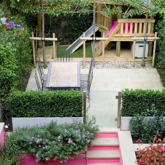 kid friendly garden design ideas photo - 5