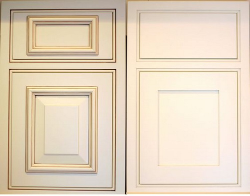 kitchen cabinet door trim ideas photo - 1