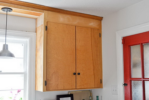 kitchen cabinet door trim ideas photo - 10