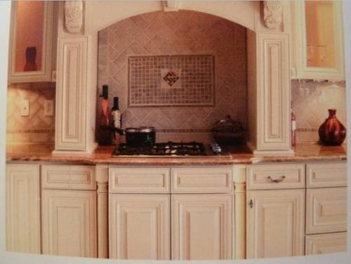 kitchen cabinet door trim ideas photo - 7