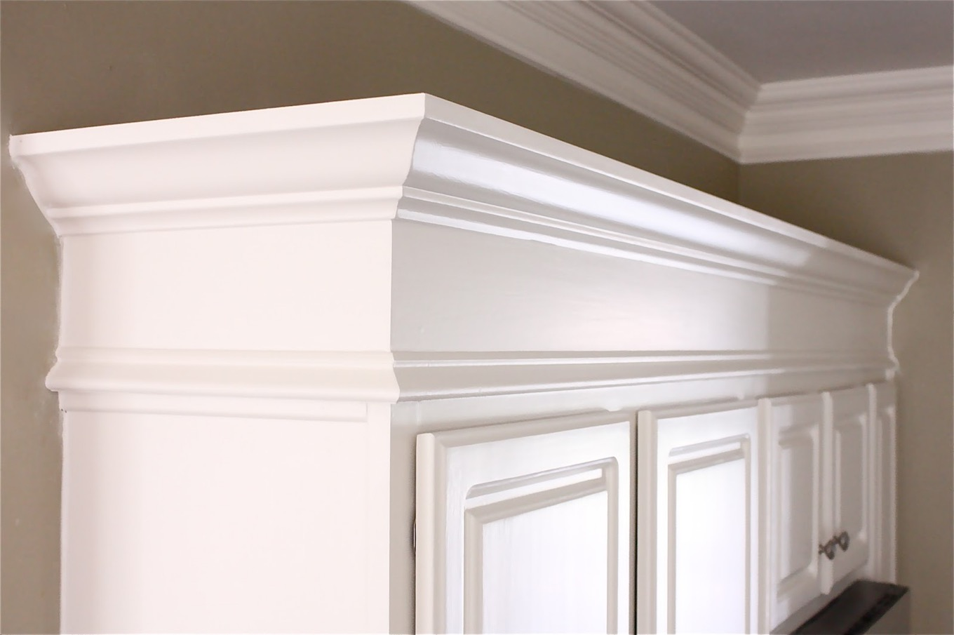 kitchen cabinet door trim ideas photo - 8