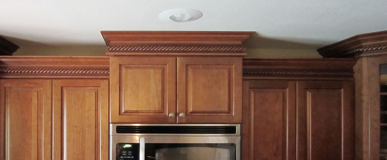 kitchen cabinet door trim ideas photo - 9