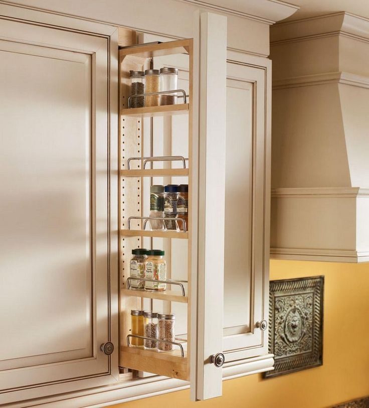 kitchen cabinet filler ideas photo - 1
