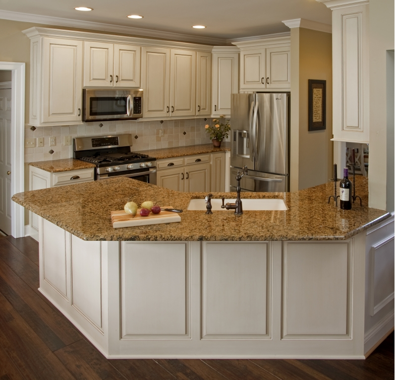 kitchen cabinet finishing ideas photo - 5