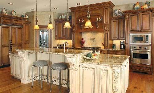 kitchen cabinet stain colors home depot photo - 6