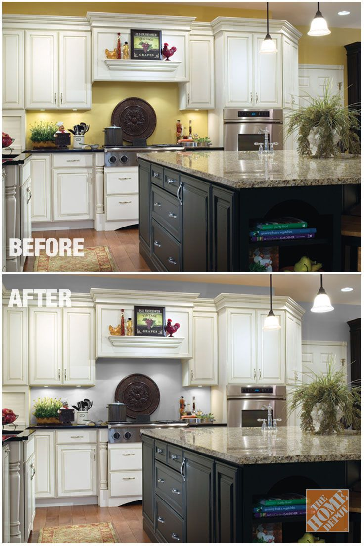 kitchen cabinet stain colors home depot photo - 9