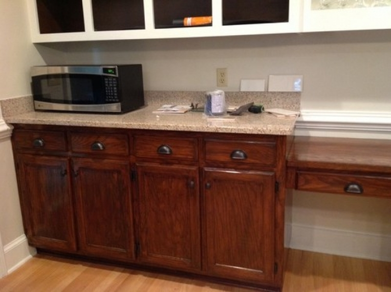 kitchen cabinet stains do yourself photo - 1