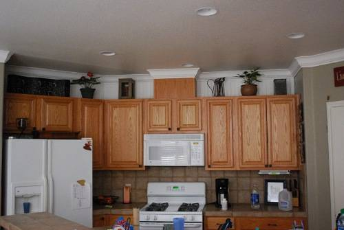 kitchen cabinet trim ideas photo - 4