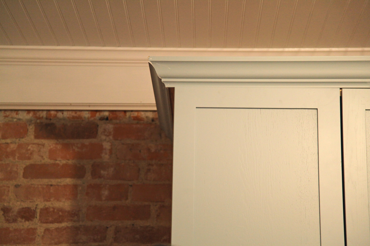 kitchen cabinet trim ideas photo - 7