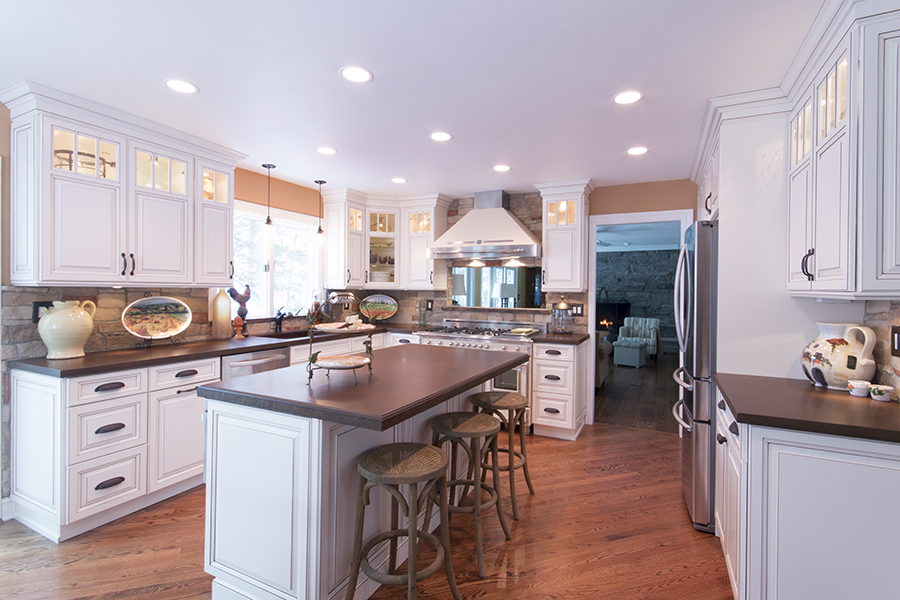 kitchen cabinets design and ideas photo - 3
