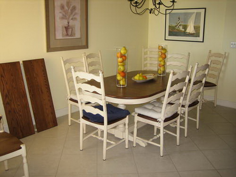 kitchen chairs french country photo - 10