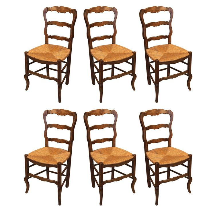 kitchen chairs french country photo - 6