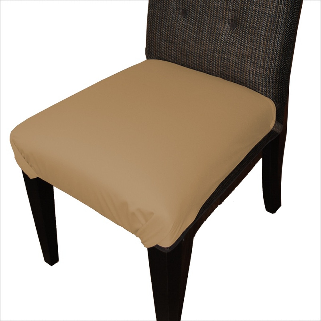 kitchen chairs seat covers photo - 9